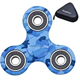 Amazon Price History for:FengNiao Tri Fidget Spinner, 3D Printed Hand Spinner Fidget toy with High Speed for Boredom, Anxiety and ADHD Kids & Adults