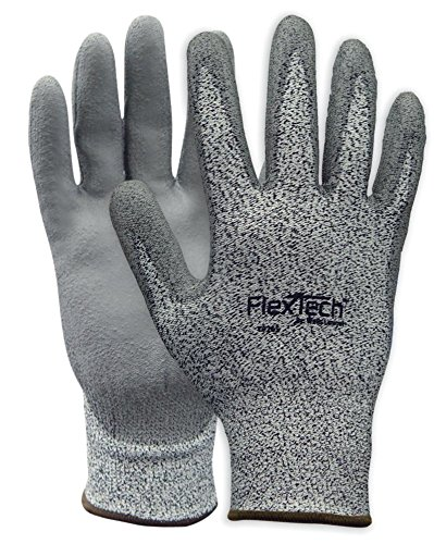 Wells Lamont Industrial, LLC - WLDY9265S : Gray Speckled Dyneema Polyurethan Glove by Wells Lamont Industry