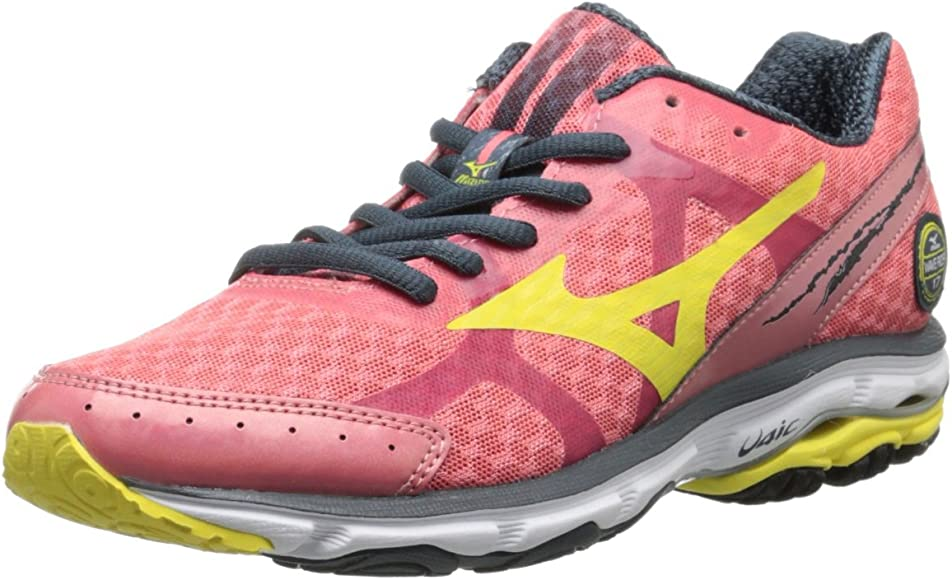 mizuno wave rider 17 womens running shoes
