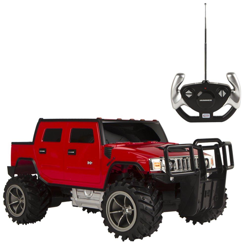 Rastar - Coche con radiocontrol Hummer H2, escala 1:14 (Colorbaby 41107): Amazon.es: Juguetes y juegos