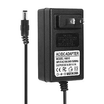 CACIHOM - Cargador de batería de Litio para baterías de 16,8 ...