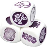 Rory's Story Cubes Expansion Clues Action Game
