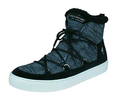 Skechers Side Street Warm Wrappers Stiefel Damen