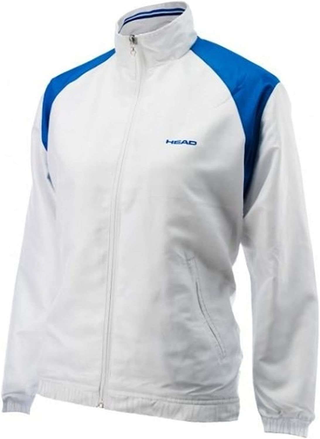 Bianco//Blu Head Ragazza Tennis Giacca Cooper JR all Season