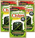 K9 Granola Factory Green Bean Chips Dog Treats 5oz (Pack of 3)