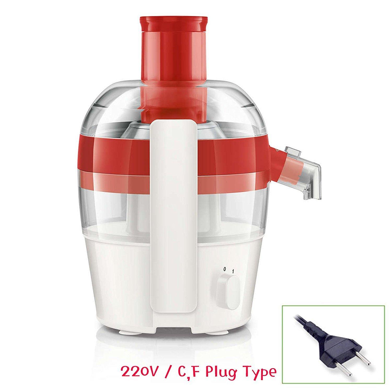 New Philips Hr1832 40 Viva Collection Juicer 220v 400w Citrus Press