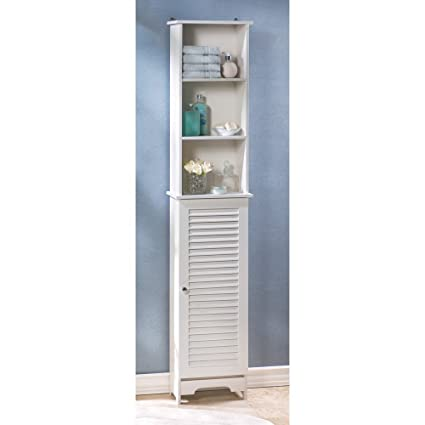 Nantucket Tall Storage Cabinet (pack Of 1 EA)