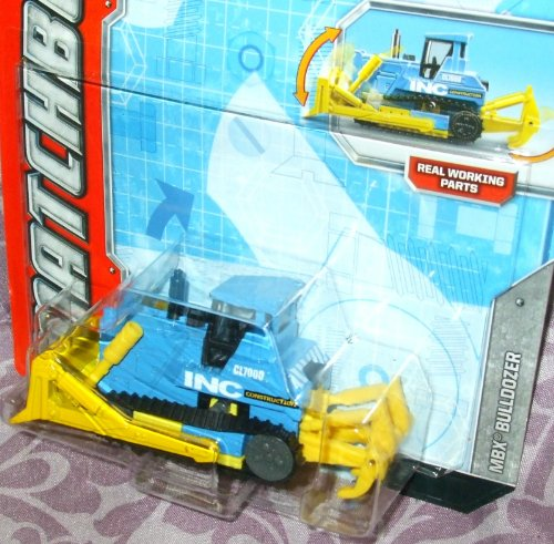 Matchbox Bulldozer - 8