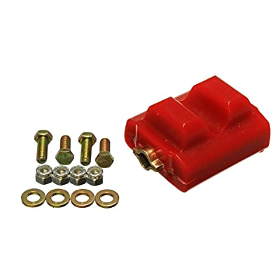 Energy Suspension 3.1151R Ls1 Mtr Mount Clamshell Insert: Automotive
