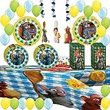Ratatouille Deluxe Party Pack Bundle