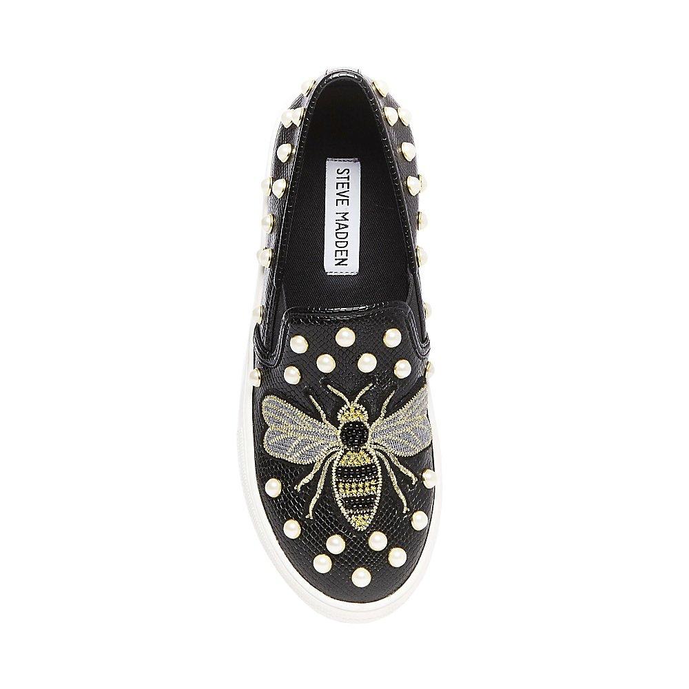 b79d9ba5790 Steve Madden Women's Polly Fashion Sneaker