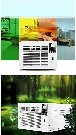 Aire acondicionado Acondicionador De Aire De Ventana Abatible De ...