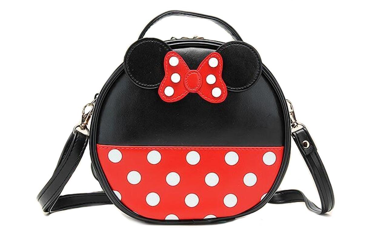 Amazon.com : Finex Minnie Mouse Bow Ears Polka dots