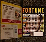 img - for Fortune Magazine (December 1, 2016) Mark Zuckerberg Businessperson of the Year Cover book / textbook / text book
