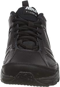 Nike T-Lite 11, Zapatillas de Cross Training para Hombre, Negro Black Black Metallic Silver 007, 48.5 EU: Amazon.es: Deportes y aire libre