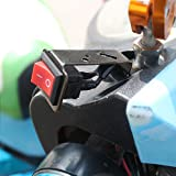 Universal Waterproof Motorcycle Handlebar Switch