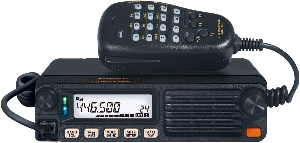 FTM-7250DR FTM-7250 Original Yaesu Dual Band 144//430 MHz Digital Moblie Transceiver 50W