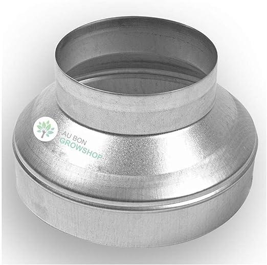 Acople Vents Reductor/Reducción para Extractor de aire/Tubo (315mm/250mm): Amazon.es: Jardín