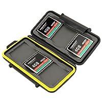 JJC Gehäuse für Speicherkarte (wasserfest) für-6x CompactFlash