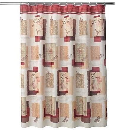 Saturday Knight LTD Inspire Shower Curtain