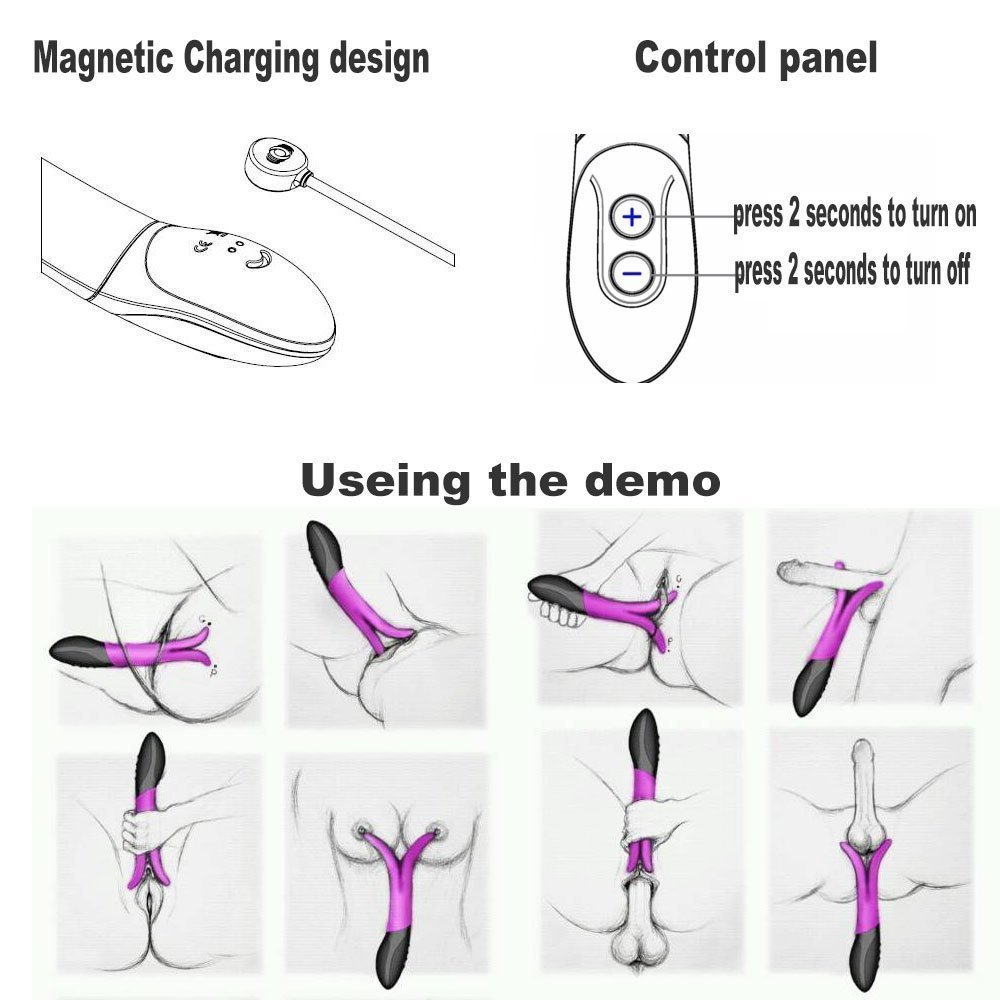 Amazon lepo multifunctional fun toys for adults silicone amazon lepo multifunctional fun toys for adults silicone rechargeable 9 speed clit vagina penis anal personal vibrators silent powerful pooptronica