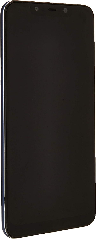 "Xiaomi Pocophone F1 64GB + 6GB RAM, Dual Camera, 6.18"" LTE Factory Unlocked Smartphone - Global Version (Steel Blue)"