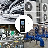 Digital Handheld Manometer HVAC Air Vacuum/Gas
