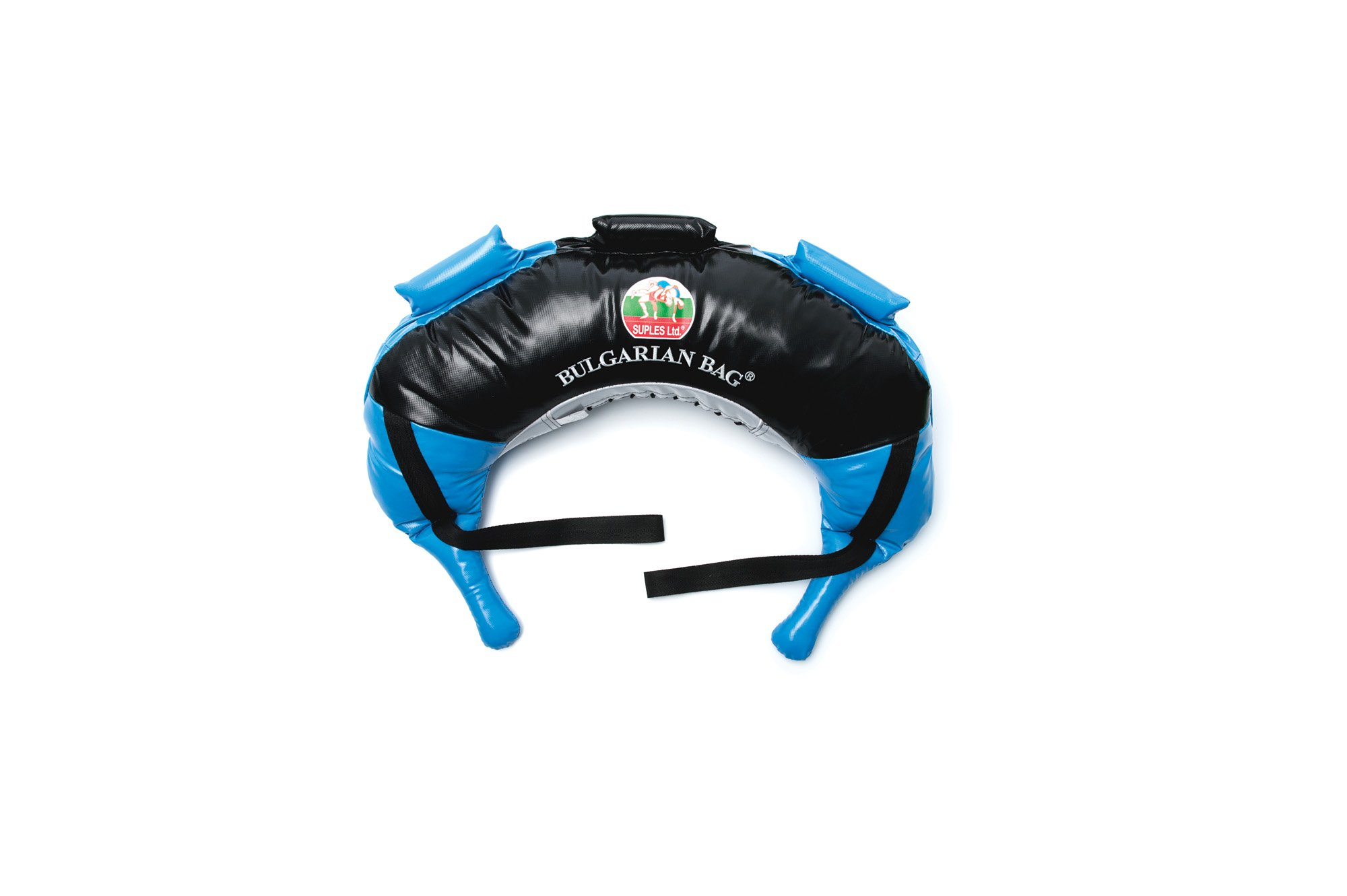 Suples Fitness Bulgarian Bag - Fitness Bulgarian Bag, Blue, 8kg/17lbs by Suples