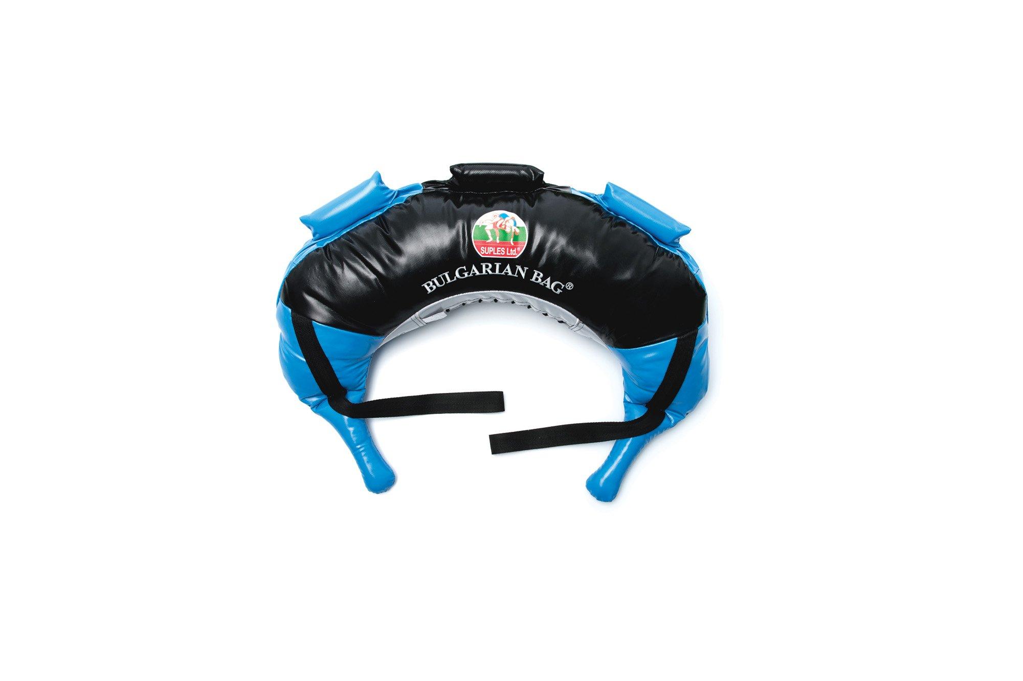 Suples Fitness Bulgarian Bag - Fitness Bulgarian Bag, Blue, 8kg/17lbs