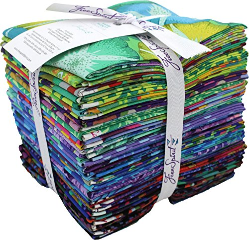 Kaffe Fassett Collective Classics Spring 2017 Shade 33 Fat Quarters Free Spirit by Free Spirit