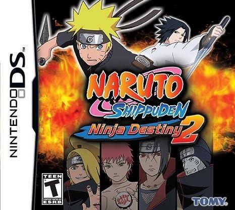 Nintendo NARUTO Shippuden: Ninja Destiny 2, DS - Juego (DS ...