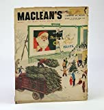 img - for Maclean's - Canada's National Magazine, December (Dec.) 1, 1951 - Incomplete Copy book / textbook / text book