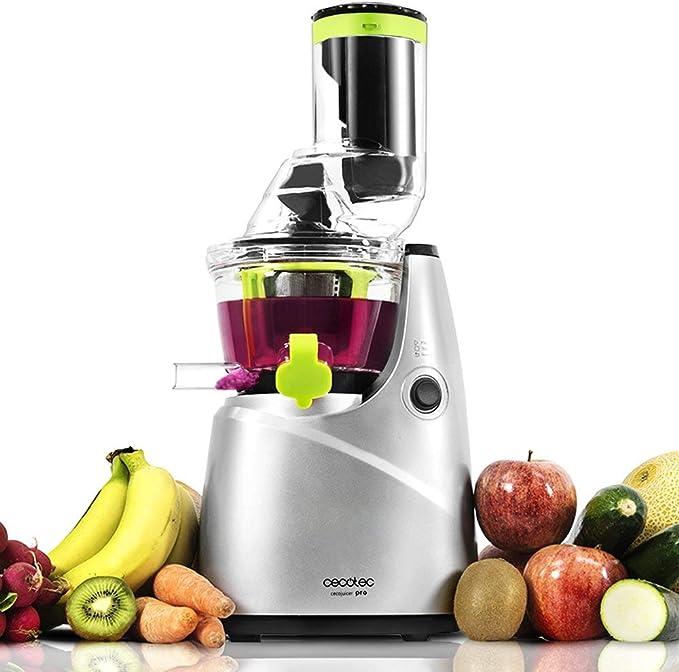 Cecotec Robot de Cocina Multifunción Mambo 7090 + Licuadora de Prensado en Frío Cecojuicer Pro: Amazon.es: Hogar