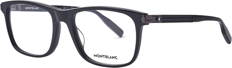 Mont Blanc MB0011O BLACK 54//19//150 men eyewear frame