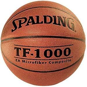 Spalding TF-1000 ZK Microfiber Composite Indoor 29.5 Basketball