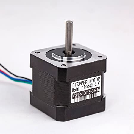 3D Printer Motor and CNC XYZ 3 17HS4401 3Pcs 42 Motor Nema 17 Motor 4-Lead Nema17 Stepper Motor 1.5A 38mm