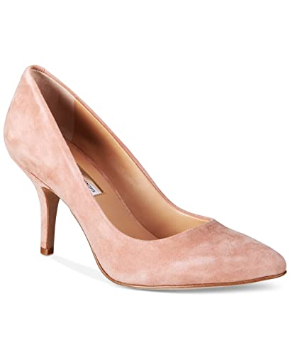 67fea8f232 INC International Concepts Womens Zitah Leather Pointed Toe, Pink, Size 6.5