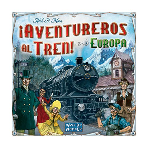Asmodee Juego De Tablero Color no, Talla Unica Edge Entertainment LFCABI127