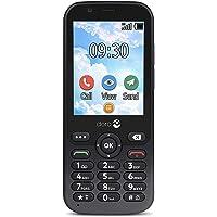 Doro 7010/7752-4G mobiele telefoon (3 MP camera, 2,8 inch (7,11 cm) display, LTE, GPS, Bluetooth, WhatsApp, Facebook…