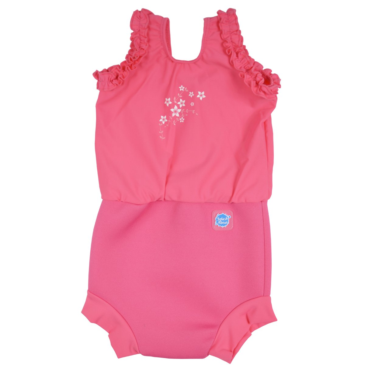 Splash About Happy Nappy Swimsuit UVFSTF1-P