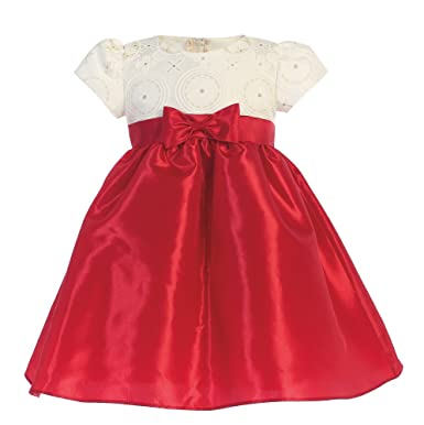 lito childrens wear girls holiday christmas fall dress 2t - What Day Does Christmas Fall On