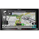 Pioneer AVIC-7200NEX in-Dash Navigation AV Receiver with 7 inches WVGA Touchscreen (Renewed)