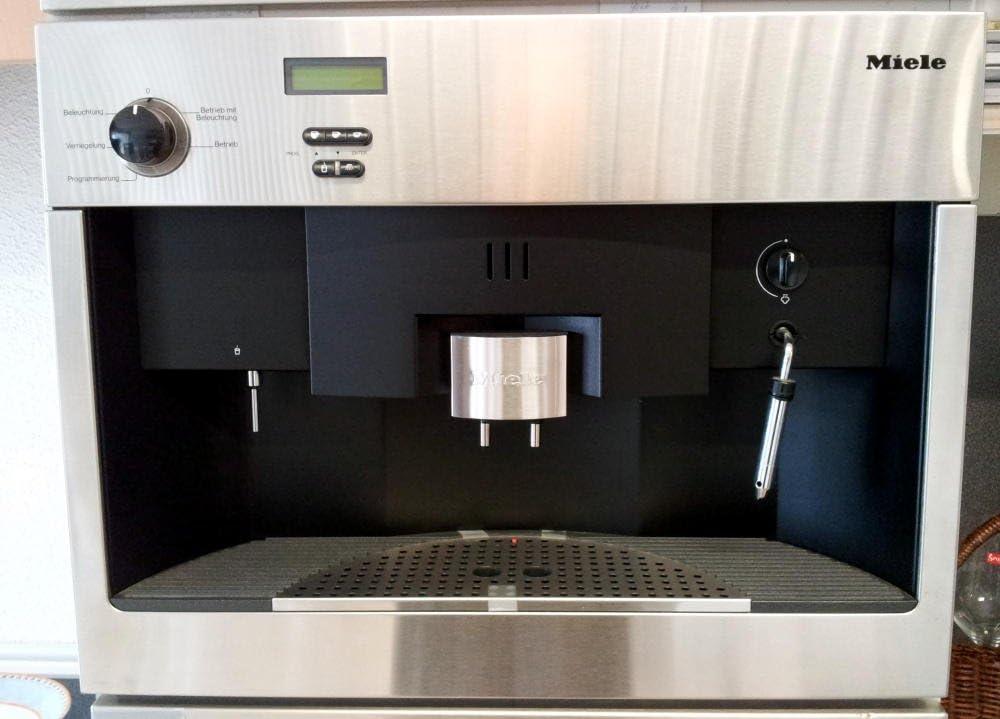 Miele CVA 620 integrated espresso machine Máquina espresso 2,5 L ...