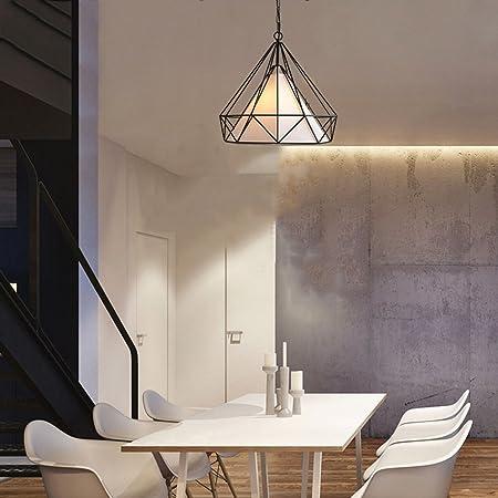 WWOWW Lighting Decoration Modern Minimalist Iron Chandelier Single Enchanting Chandelier Size For Dining Room Minimalist