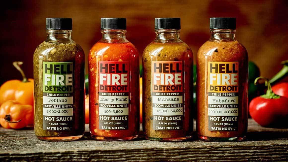 Hellfire Detroit Hot Box #1 by Hell Fire Detroit