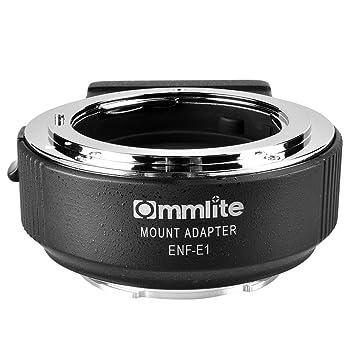 Review Commlite CM-ENF-E1 PRO Nikon