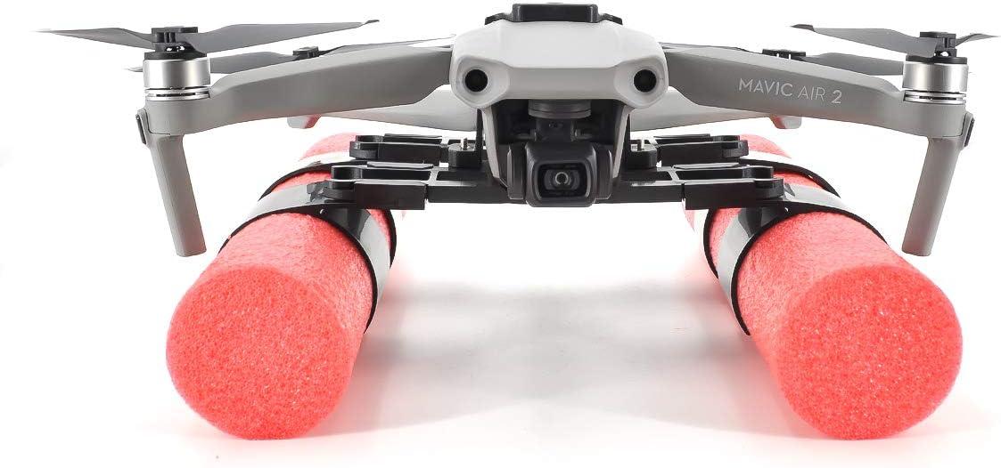 STARTRC Mavic Air 2 Landing Gear, amortiguador de aterrizaje Kit de entrenamiento Soporte flotante para DJI Mavic Air 2 Accesorios