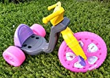 The Original Big Wheel Trike 16'' for Girls w/Disney Fairy Decals