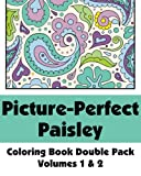 Picture-Perfect Paisley Coloring Book Double Pack (Volumes 1 And 2), Various, 1494875403