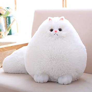 Amazon Com Winsterch Kids Cats Stuffed Animal Toys Gift Plush Cat